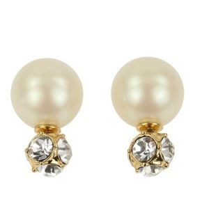 Kate Spade Dainty Sparklers Reversible Earrings